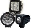 LED prídavné diaľkové svetlomety