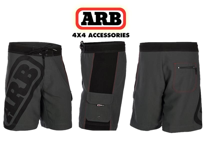 ARB Board šortky