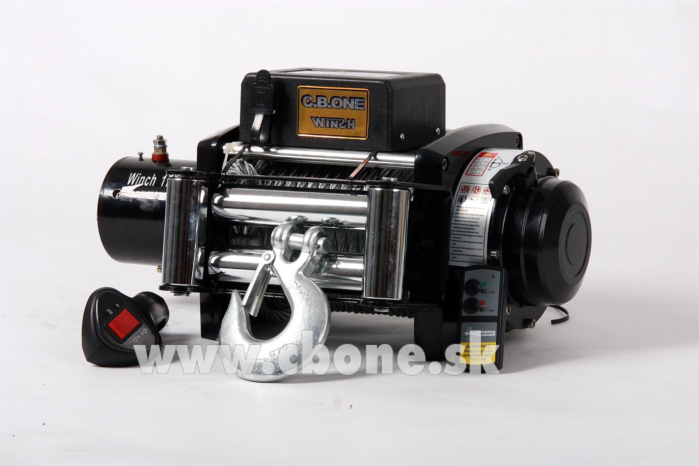 Navijak CBONE WINCH Premium 17000 12V