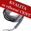 Syntetické laná - Predator 4x4 kvalita za výborné ceny