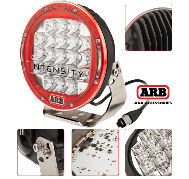 """ARB LED SVETLOMET - 21 LED Spot - 7,5"""""""