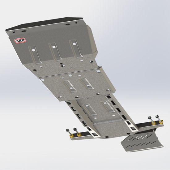 ARB oceľový kryt TOYOTA Landcruiser LC 200 V8