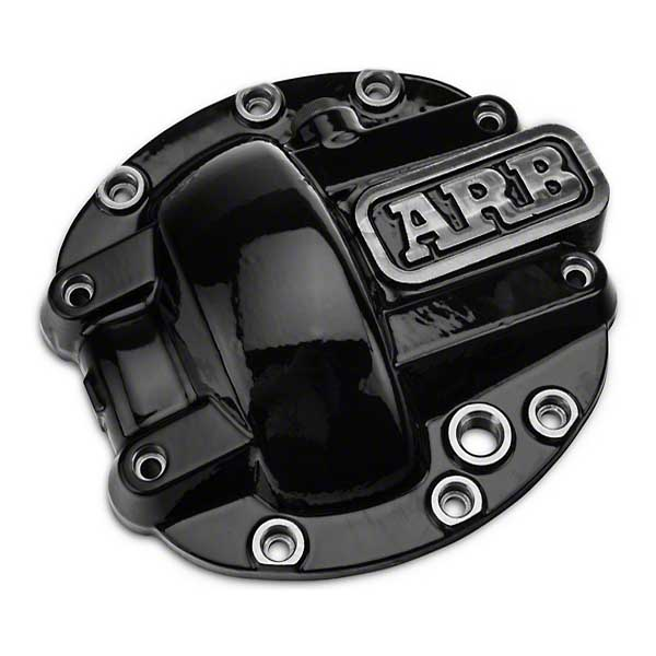 """ARB zosilnený kryt diferenciálu pre nápravu Ford 8,8"""" čierny"""