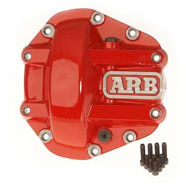 ARB zosilnený kryt diferenciálu pre nápravu Chev 10 Bolt, AAM 850/860