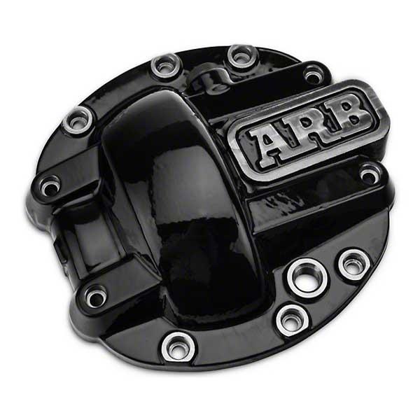 ARB zosilnený kryt diferenciálu pre nápravu Dana M226 (Nissan) čierny