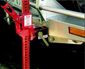 Hi-Lift adaptér pre pevnostný nárazník