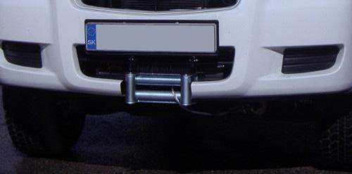 Montážna sada - Ford Ranger 2007 do2012