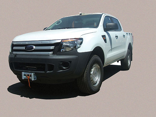 Montážna sada - Ford Ranger od 2012